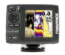 Lowrance 000-11145-001 Elite-5 HDI Combo with Basemap and 83