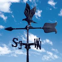 Whitehall Products 00068 24 inch Eagle Accent Weathervane -