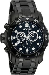 Invicta Men's 0076 Pro Diver Collection Chronograph Black