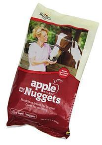 Manna Pro Trail Size Bite Size Nuggets, Apple, 1 Lb