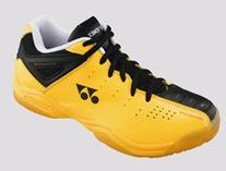 Yonex Junior SHB01JREX Badminton Shoe-Flash Yellow