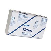 Kimberly-Clark 01890 Kleenex Multi-fold Towels, Recycled, 9.