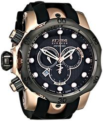 Invicta Men's 0361 Reserve Collection Venom Chronograph 18k