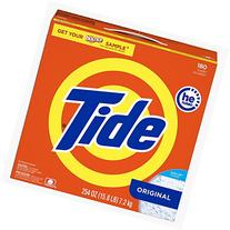 Tide 037000277651 Ultra Power Original Detergent Powder