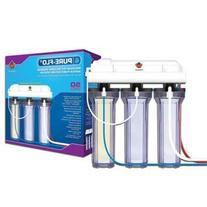 Coralife 05692 Pure-Flo II 50-Gallon Per Day 4 Stage RO/DI