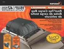 Keeper 07203 Waterproof Roof Top Cargo Bag