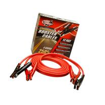 Coleman Cable 0866 4-Gauge Extra Heavy Duty Booster Cables