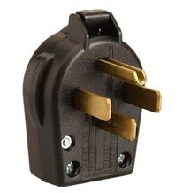 Coleman Cable 095433308 50-Amp Replacement Male RV Plug End