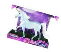 Breyer 1:12 Classics Model Horse: Forthwind Unicorn