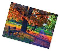 Melissa & Doug 1,500-Piece Walk in the Park Jigsaw Puzzle