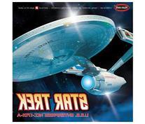 """Polar Lights Star Trek USS Enterprise """"A"""" Model Kit"""