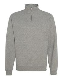 Jerzees 8 oz.; 50/50 NuBlend� Quarter-Zip Cadet Collar