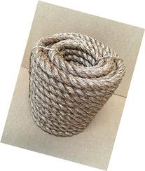 "1"" X 100' MANILA ROPE Boat docks Tree Farm Crafts FITNESS"
