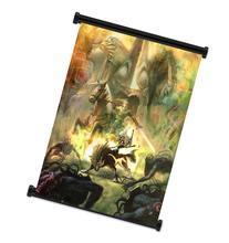 Yofit1 X Legend of Zelda: Twilight Princess Game Fabric Wall