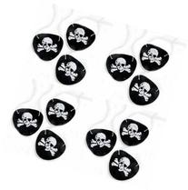 Pack Of 24 Felt Eye Patches - Pirate Eyepatches - Party