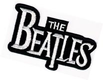 1 X The Beatles Band Embroidered Iron on Patch Iron-on