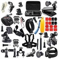 Gogolook 57-in-1 Action Camera Accessories Kits for Gopro