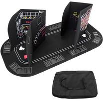 Brybelly 5 in 1 Deluxe Poker Table Top