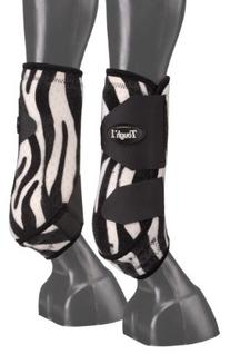 Tough-1 Extreme Fun Prints Front Vented Sport Boots - Set of