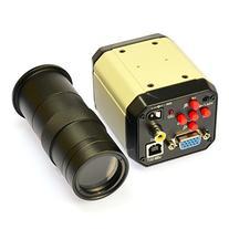 2.0MP HD 3 in 1 Digital Industry Microscope Video Industrial