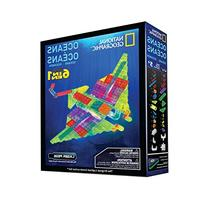 Laser Pegs National Geographic Oceans Building Kit
