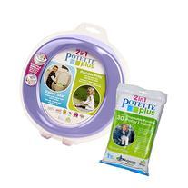 Kalencom 2 in 1 Potette Plus Portable Potty-Toilet Training