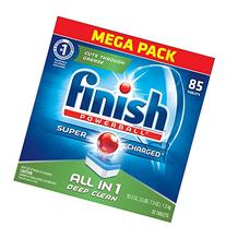Finish All in 1 Powerball Fresh 85 Tabs, Automatic
