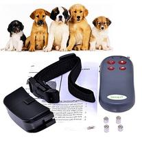 4 In 1 Remote Small/Med Dog Training Shock Vibrate Collar