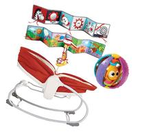 Tiny Love 3 in 1 Rocker Napper with Double-Sided Book &