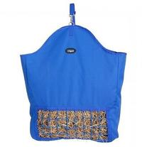 Tough-1 Slow Feed Hay Pouch Solids Royal Blue