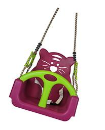 Well's 3-in-1 Swing New Tiger Design, Purple