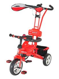 3 in 1 Tricycle & Learn to Ride Trike