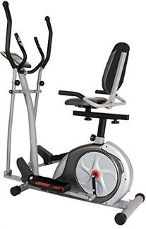 Body Rider 3-in-1 Trio-Trainer, Silver/ Red