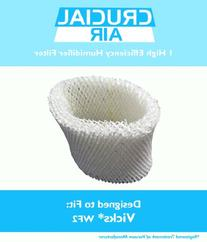 1 Vicks WF2 Humidifier Filter, Fits Vicks V3500N, V3100,