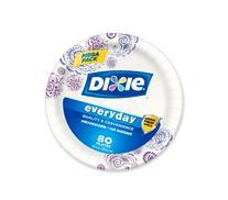 Dixie Mega Plate Pack - 10.0625 Inch - 80 pk