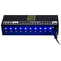 AGPtek® 10 Isolated Output 9V 12V 18V Guitar Pedal Board