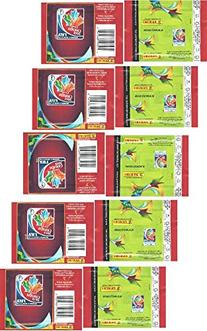 10  Packs of 2015 Panini FIFA Women's World Cup Soccer