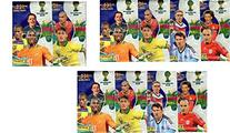 10  Packs of Panini FIFA World Cup Soccer 2014 Brazil