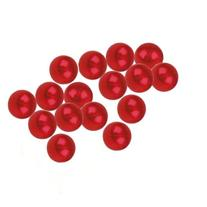 100 .40c Blowgun or Slingshot Red Paintballs By Venom