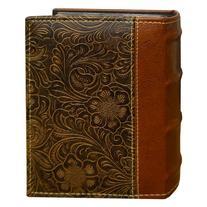 Pioneer Photo Albums 100-Pocket Scroll Embossed Sewn