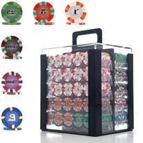 Trademark 1000-Chip NexGen PRO Poker Set with Acrylic