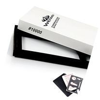 WEIWEI® 10000 Grit Whetstone ★ Bonus Card Wallet Knife