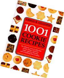 1001 Cookie Recipes: The Ultimate A-To-Z Collection of Bars