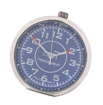 "Thomas 1003 Traceable Stick-It Mini Clock, 1-19/32"" Diameter"