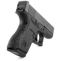 TALON Grips 100R Rear Wrap Rubber Grip for Glock 43, Black