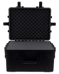 "Condition 1 25"" XL #024 Black Waterproof Trunk with DIY"