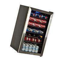EdgeStar 103 Can and 5 Bottle Supreme Cold Beverage Cooler