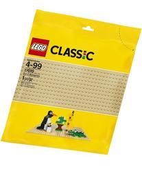 10699 LEGO Classic Sand Baseplate