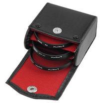 Fotodiox Filter Kit- UV, Circular Polarizer, Soft Diffuser,