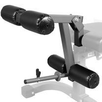 XMark Fitness 11-Gauge Adjustable Leg Curl/Extension